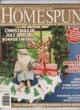 Australian Homespun Magazine - Issue No 50 - 2007