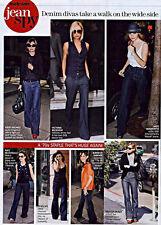 Balenciaga Belted Wide leg Denim Jeans  NWT