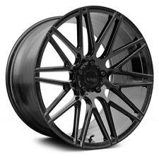"20"" VERDE VFF01 GLOSS BLACK WHEELS FOR BMW F12 F13 M6"