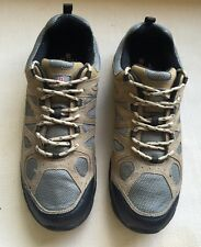 Wenger Swiss Military Men's Hiking Boots Brown Leather /canvas