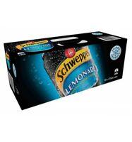 Schweppes Lemonade Cans 10x375m x 1