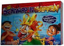 Hasbro Happen Schnappen Partyspiel/Familienspiel für mind. 2 Spieler ab 8 Jahre