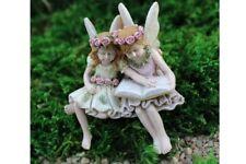 Miniature Dollhouse FAIRY GARDEN - Paige & Phoebe - Accessories