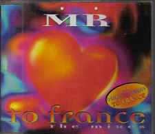 MR- To France The Mixes  cd maxi single