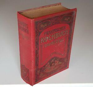 Henriette Davidis Holle Praktisches Kochbuch 1910