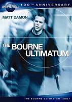 The Bourne Ultimatum (DVD, 2012, Canadian) ** DISC ONLY **