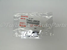 Toyota Sienna Genuine OEM LE Back Door Emblem 1998-2014 75443-08020
