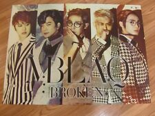 M-BLAQ - BROKEN [ORIGINAL POSTER] *NEW* K-POP MBLAQ