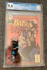 "Detective Comics #664 CGC 9.4 (1993) - ""Knightfall"" part 12 - Joker & Bane app"