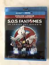 SOS FANTÔMES (2017) - BLU RAY + COPIE DIGIT.