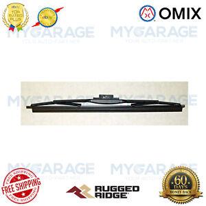 Omix-ADA For 68-86 Jeep CJ-5 / CJ-6 / CJ-7 / CJ-8 Windshield Wiper Blade 11 Inch