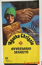 OSCAR GIALLO MONDADORI 74 Agatha Christie LA DOMATRICE