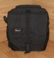 LowePro Adventura 140 Black & Orange Padded Multi Pocket Digital Camera Bag ONLY