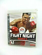 Playstation 3 Fight Night Round 3 - Complete