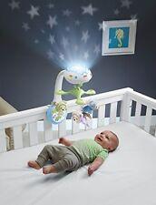Fisher price mobile berceau musique jouet enfant bébé musical lit box bell light
