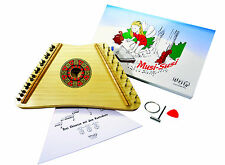 Musi-Susi Zither Zupfinstrument für Kinder mit Liedvorlagen Tirila 411-11