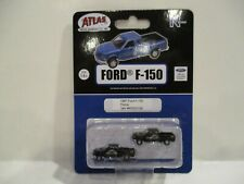 ATLAS N SCALE FORD 150 PICK-UP (2) - POLICE - NEW!
