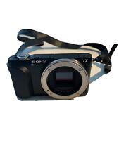 Sony Alpha NEX-3N 16.1 MP Digital Camera - Black (Body Only) GUC TESTED