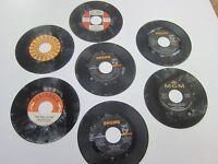 "Record Vtg 45 7"" Lot 7p Tommy James, 4 Seasons,Music Explosion,Hermits,Merrilee"