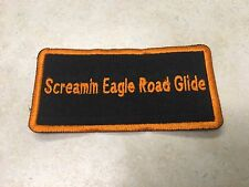 HARLEY DAVIDSON Screamin Eagle Road Glide Patch