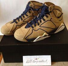NIKE Jordan VII 7 J2K FILBERT Patchwork Sz US9.5 UK8.5 543560-225 Legit 2012