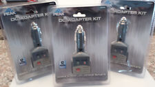3 PK Auto DC Car Charger Power Cord for CD DVD Players & More - Universal 6