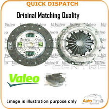 VALEO GENUINE OE 3 Piece Clutch KIT pour PEUGEOT 207 826634