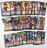 Cartes à l'unité Dragon Ball Z TCG / JCC Part 1-10 - FR