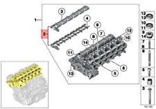BMW 740Li 535i 335i 135i Z4 Camshaft Bearing Ledge Exhaust Genuine 11127531224