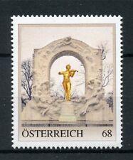Austria 2017 Gomma integra, non linguellato Johann Strauss Monumento 1v Set Musica Compositori FRANCOBOLLI