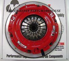 McLEOD RXT 1000-HP TWIN DISC CLUTCH & 8-BOLT STEEL FLY - LSX 376 454 LSA SWAP