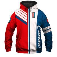 Chevrole Camaro-Top Gift-Men's Hoodie 3D-SIZE S TO 5XL