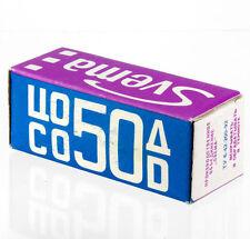 1 roll reversal FILM SVEMA CO-50d color slide 120 USSR camera 6x9 ISO 64 Lomo