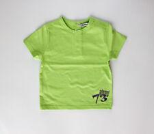 Camiseta verde de manga corta de niño (varias tallas)