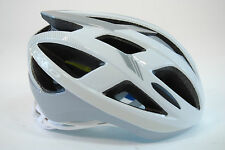 Cannondale CAAD Bicycle Helmet White/Silver 52-58cm Small/Medium