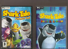 Shark Tale fintastic Spaß & Shark Tale Paint & erstellen. Spiele etc ab 3+. PC!