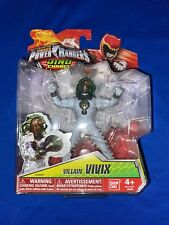 Power Rangers Dino Charge Vivix Villain Figure