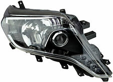 Headlight Toyota Landcruiser Prado 14-15 New Right 150 VX Kakadu Black Lamp LED