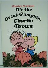 It's The Great Pumpkin, Charlie Brown by Charles M Schulz Paperback Book 1967