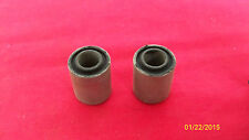 1963-83 TRIUMPH T120 T150 T160 HANDLEBAR RUBBER BUSHINGS 97-1527 MADE IN THE UK