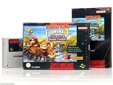 DONKEY KONG COUNTRY 3 - DIXIE KONG`S DOUBLE TROUBLE  °Super Nintendo Spiel°