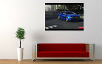 "AUDI RS5 VVSCV4 WHEELS NEW GIANT LARGE ART PRINT POSTER PICTURE WALL 33.1""x23.4"""