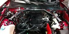 GWR Cusco 3-Point Front Strut Tower Brace - 17'+ Fiat 124 Spider