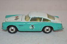Corgi Toys 309 Aston martin DB 4 competition model all original condition
