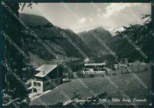 Aosta Ayas Champoluc Foto FG cartolina ZK5303