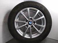 "2017 BMW 3 SERIES F30 16"" Alloy Wheel + 5mm Michelin Tyre 205/60R16 610"