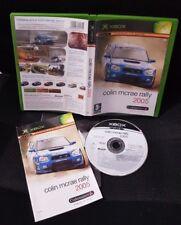 COLIN MCRAE RALLY 2005 - XBOX (Italiano)