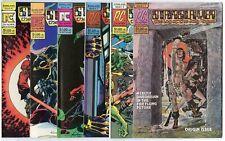 Starslayer #1 - 34  Complete Run  avg. NM-/NM 9.2/9.4  Pacific/First  1982