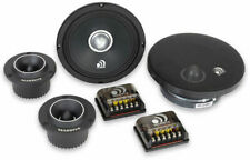 "Massive Audio Pk6S 6.5"" 2-Way 250W Rms Component Car Speaker System"
