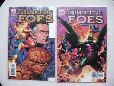FANTASTIC FOUR FOES N°1 A 6 RUN COMPLET VO NEUF / NEAR MINT / MINT
